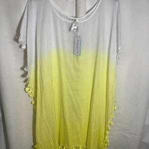 NWT Seafolly Cover up Tunic One Size Fits Most